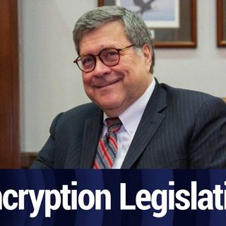 Barr Threatens Encryption Legislation | TWiT Bits
