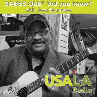 Sabes que... Did you know?