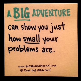 Big Adventures Small Problems : BYS 297