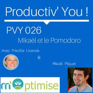 PVY EP026 MIKAEL ET LE POMODORO