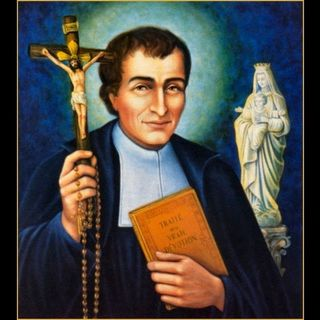 Saint Louis Mary de Montfort