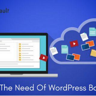 WordPress Backup and Plugins