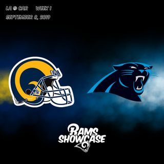 Rams Showcase - Rams @ Panthers