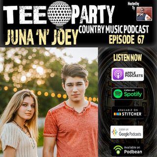 Episode 68 - Juna 'n' Joey