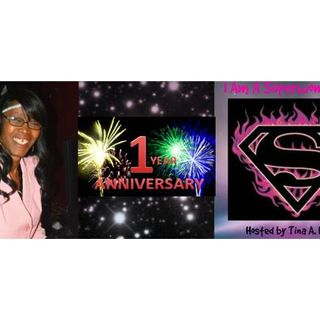 I AM A  SUPERWOMAN .... IT'S OUR ANNIVERSARY CELEBRATION!!
