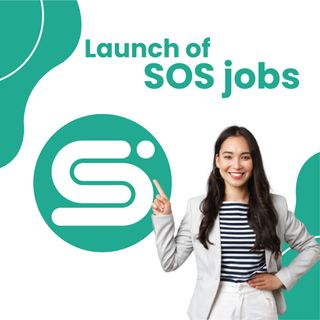 Premiere of SOS Jobs Platform & SOS Jobs Radio Show