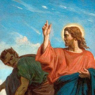 Le tentazioni di Cristo (Mt 4,1-11) 1° DOMENICA DI QUARESIMA