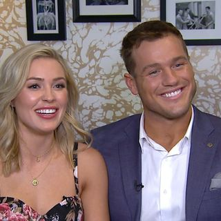 Colton Underwood Cassie Randolf The Most Talked About Bachelor Couple