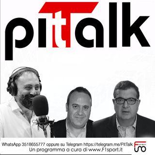 Pit Talk- F1 - Sabbatini ci racconta la telefonata ricevuta da Simone Resta