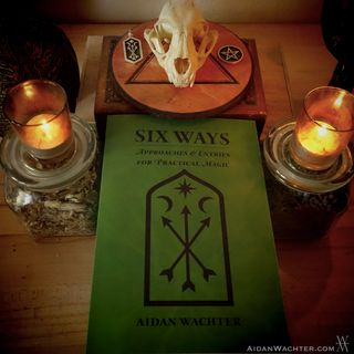 Aidan Wachter- author of Six Ways