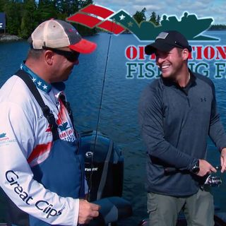 The 4 Outdoorsmen - Jay Garstecki - Operation Fishing Freedom