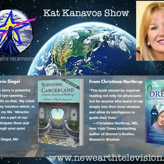 Kat Kanavos Show: Book Launch Special