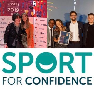 Episode  11 - Sophie and The Sports for Confidence Programme