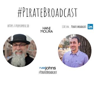 Join Hani Moura on the PirateBroadcast