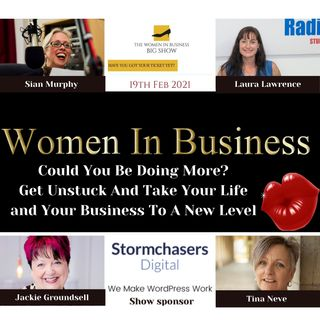 Could You Be Doing More?  How To Get Unstuck and Take Your Life and Your Business To A Different Level