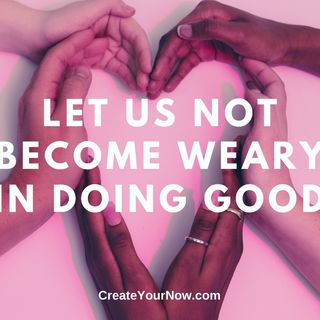 1982 Let Us Not Become Weary in Doing Good