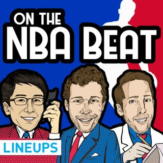 On the NBA Beat Ep. 143: Drafting and Dynasties With Pesquera, Ibañez=Baldor