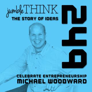 Celebrate Entrepreneurship with Michael Woodward