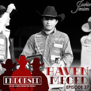 37. Haven Meged | 2019 World Champion Tie-Down Roper