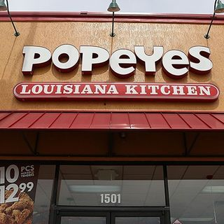 It's Mike Jones: Popeyes Thanksgiving Turkey