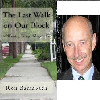 Last Walk Radio Show with Ron Baumbach | Remembering When – Bicycles From Our Youth | Episode #105