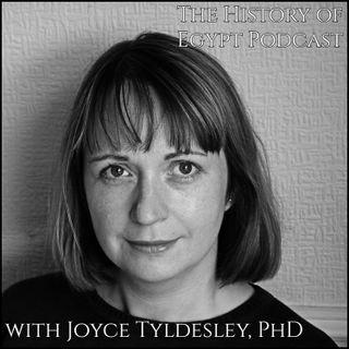 107b: Queen Tiye (with Dr. Joyce Tyldesley)