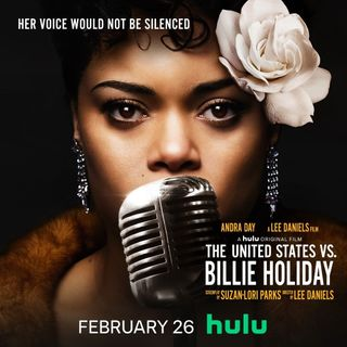 The United States Vs. Billie Holiday - Movie Review - hulu 2021