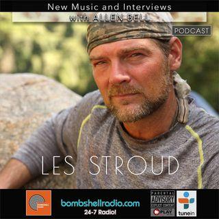 Allen Bell New Music and Interviews w/ Les Stroud (Survivor Man)