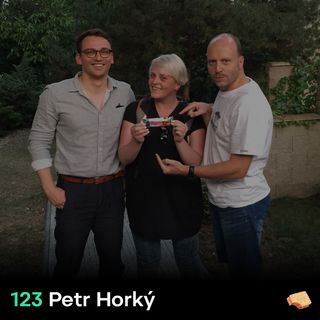 SNACK 123 Dokumentarista Petr Horky