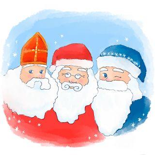 Joulusatu 2: Joulupukin jäljillä - Nellin ja Vihreän Ketun satuseikkailu