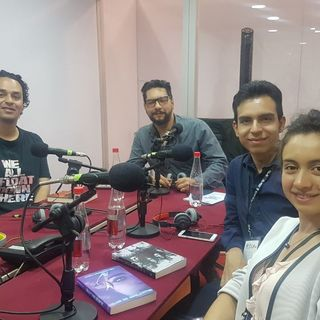 Diálogo con Calixta Editorial y los nuevos autores de terror y fantasía