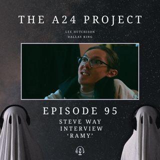 95 - Steve 'Ramy' Way Interview