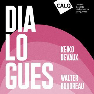 Walter Boudreau et Keiko Devaux, musiciens