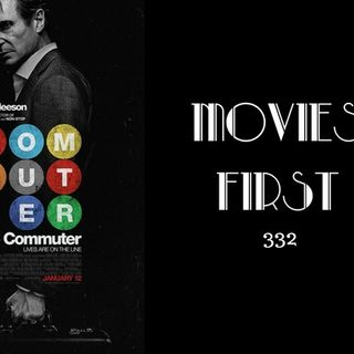 332: The Commuter - Movies First with Alex First