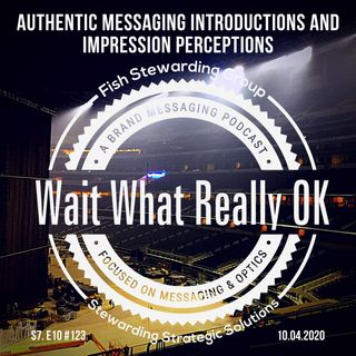 Authentic messaging introductions and impression perceptions