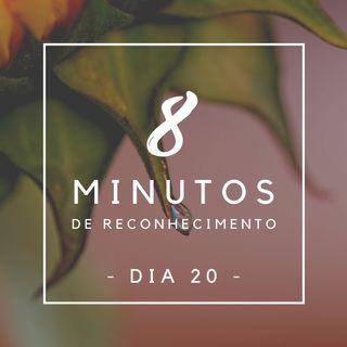 8 Minutos de Reconhecimento - Dia 20