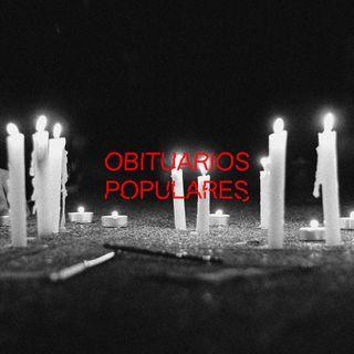 Obituarios populares: Luciano