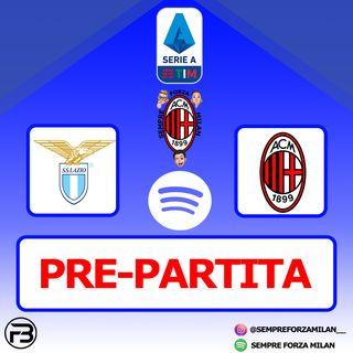 PRE PARTITA | LAZIO-MILAN