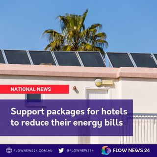 Federal energy saving support packages for hotels