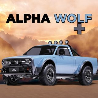 60. Alpha Wolf+ EV Pickup Truck Reveal