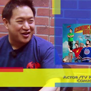 Comic Book Men Never Die! An Interview with Ming Chen on the Hangin With Web Show