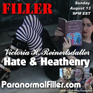 Hate & Heathenry with Victoria Reinertsdatter On Filler