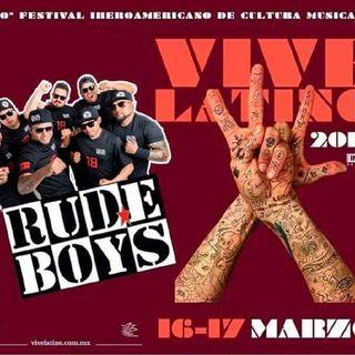 Entrevista Con Rude Boys!