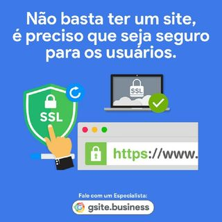 SEU SITE NÃO TEM SSL?
