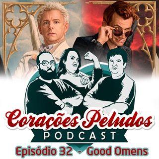 Corações Peludos 32 - Good Omens