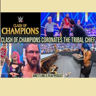 WWE Clash of Champions Coronates a Tribal Chief; KOP092820-562