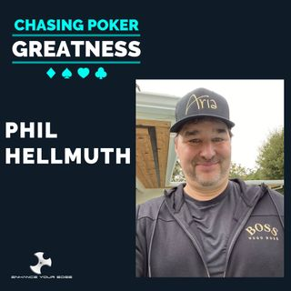#31 Phil Hellmuth: 15 Gold Bracelets, $23 Million in Cashes, & Poker Hall of Famer