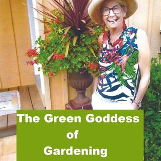 "HumorOutcasts Interview with Patricia H McLoud ""The Green Goddess of Gardening"""