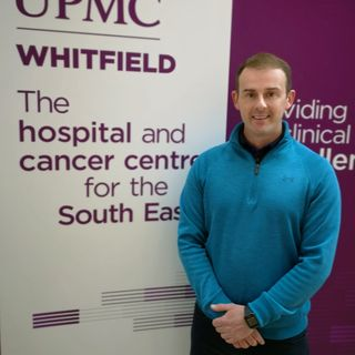 Derek O'Neill - Senior Physiotherapist and Concussion Network Lead at UPMC Whitfield Hospital Waterford