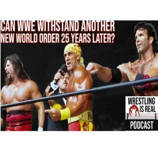 Can WWE Withstand Another New World Order 25 Years Later?  KOP070821-624